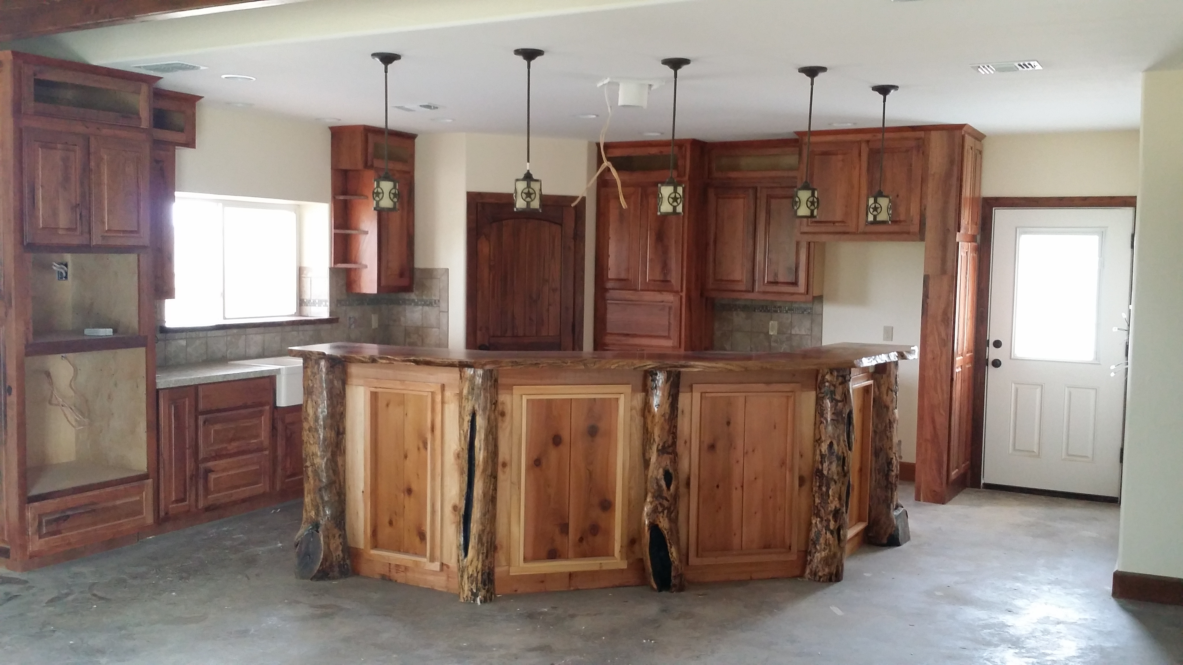 Mesquite Cabinets