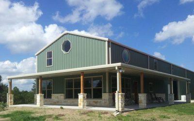 How To Turn A Barn Into A Barndominium