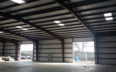 Three Ways to Prevent Condensation in Metal Buildings