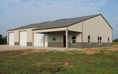 Three Ways to Ensure Your Metal Building Looks New